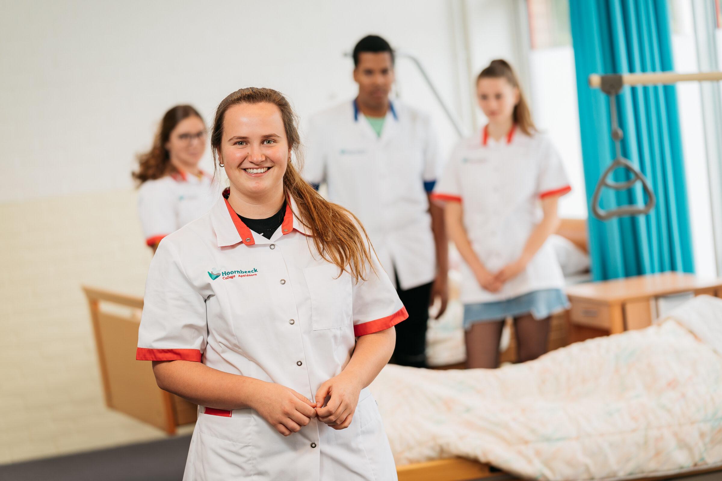 beeld verpleegkundige