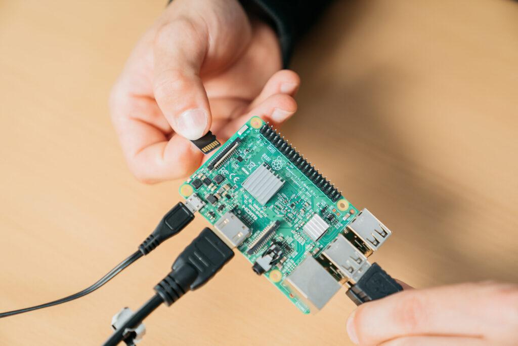 beeld kabel computer