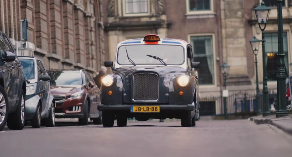 engelse taxi