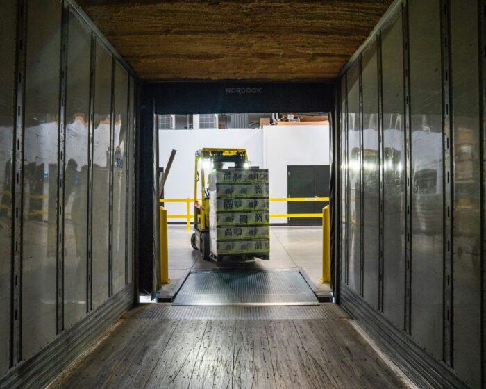 Beeld opleiding Logistiek