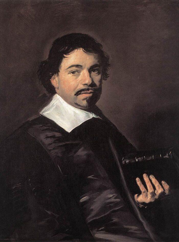 Beeld van Johannes Hoornbeeck