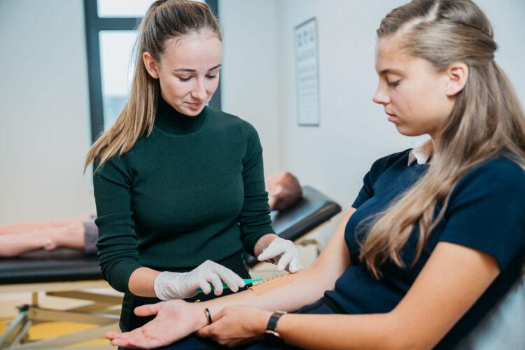 Verpleegkundige vaardigheden - locatie Kampen